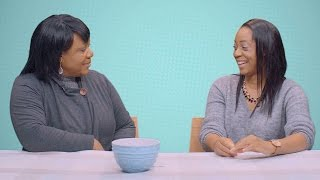 Mothers and daughters discuss life's biggest challenges
