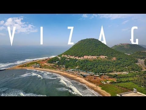 Vizag | A Breathtaking Horizon