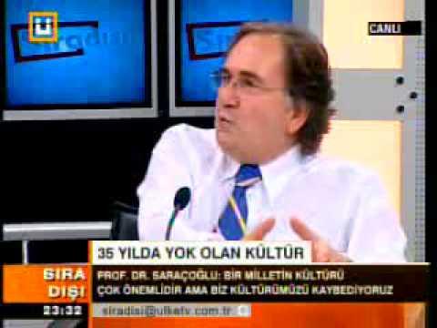 35 Yılda Yok Olan Kültür - Prof. Dr. İbrahim Adnan Saraçoğlu