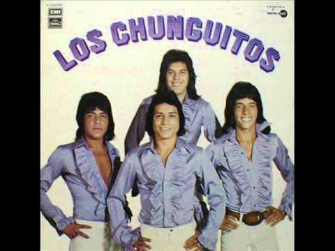 los chunguitos 1977 albun completo de su primer disco