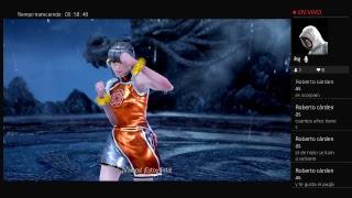 Tekken 7 parte 1 en directo