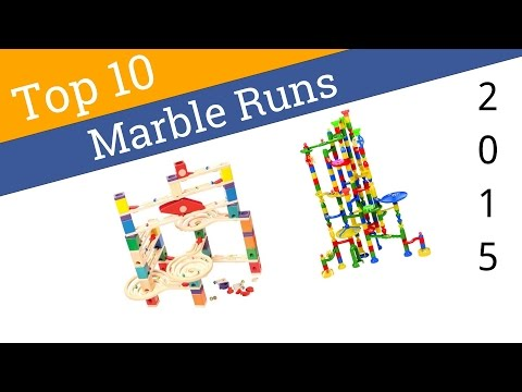 10 Best Marble Runs 2015