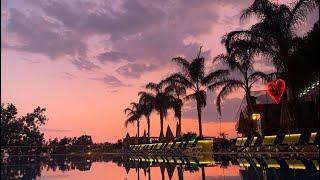 Влог:лечу в Турцию,Погода и море в октябре,Michell Hotel Alanya