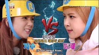 Black Pink Running Man Jisoo Cut FUNNY Eng Sub
