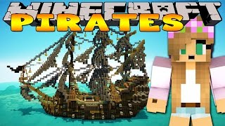 Minecraft : LITTLE KELLY GETS KIDNAPPED BY PIRATES!