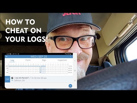How To Cheat Your Keep Truckin Logs