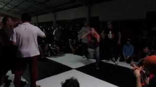 FUCKROCKCREW VS CASI 300 ORIGINAL CYPHER FREE 2013