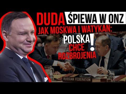 DUDA śpiewa w ONZ jak Moskwa i Watykan! Kowalski & Chojecki NA ŻYWO w IPP TV 19.01.2018