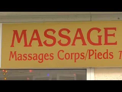 Le massage dans tous ses états - Envoyé Spécial