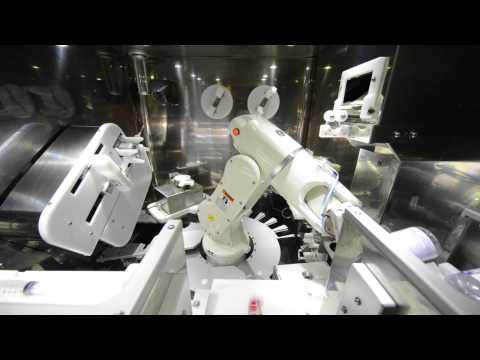 Il robot per le preparazioni endovenose I.V. Station - AISTMAR Onlus