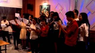DIỄM TÌNH CA 3 - Cafe Thánh Ca 04-10-2015