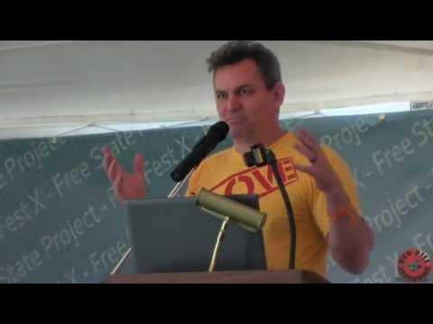 Mark Edge - Quakers: Proto-Libertarians - PorcFest X