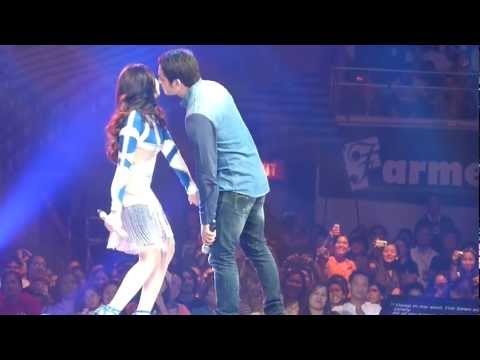Sarah Geronimo Kissed by Gerald Anderson