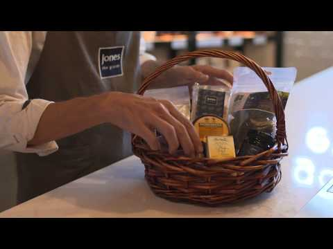 Gift Hampers at Jones the Grocer