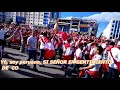 Cánticos de la Selección Peruana, que se escuchó en Rusia (LETRA)