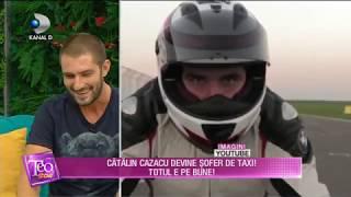 """Teo Show (22.06.2018) - Catalin Cazacu prezinta un nou show! """" Cash Taxi! """" Partea 1"""