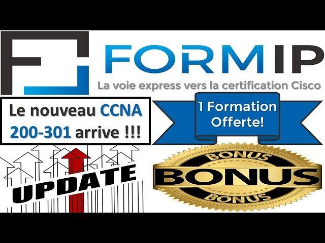Tout Savoir Sur Les Nouvelles Certifications Cisco : CCNA 200-301 CCNP CCIE