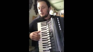Muppet Show Theme - Accordion Cover