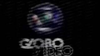 Trailer VHS Cazuza O Tempo Não Pará - 1989