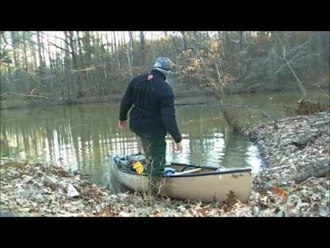 Bow Hunt for Whitetail Deer via Canoe (1080p HD)