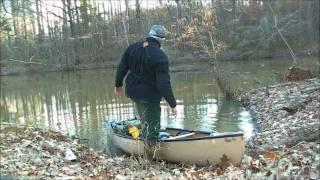 Bow Hunt for Whitetail Deer via Canoe (1080p HD)