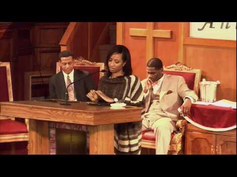 Antioch Baptist Church Cleveland - November 12, 2017