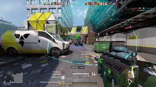 Dirty Bomb Full Match - Electro High Five (Stopwatch 8v8 Guardian Gameplay)