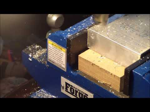 Testing the Harbor Freight Cross Slide Vise