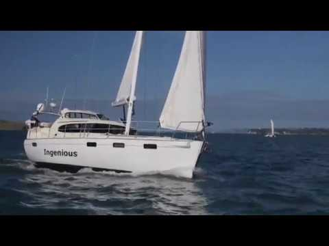 Powersail 15m - The yacht that motors at 18 knots