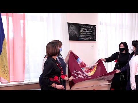 Телеканал ВІННИЧЧИНА: Дві меморіальні дошки встановили у Вінниці, в пам'ять про своїх оборонців