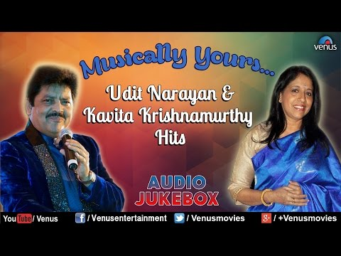 Musically Yours - Udit Narayan & Kavita Krishnamurthy ~ Best Hindi Songs || Audio Jukebox