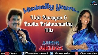 Musically Yours...- Udit Narayan & Kavita Krishnamurthy ~ Best Hindi Songs || Audio Jukebox