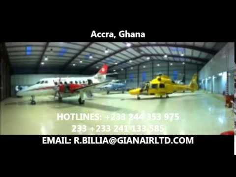 Air Charter  +233244726465 Air Charter Ghana Cargo emergency medical evacuation Accra West Africa