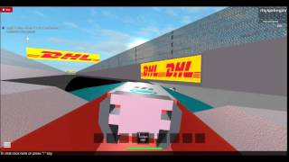 Roblox Minis | f1 crash (part 2)