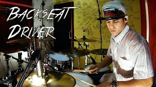 TobyMac - Backseat Driver (Drum Cover) DRUMS ONLY