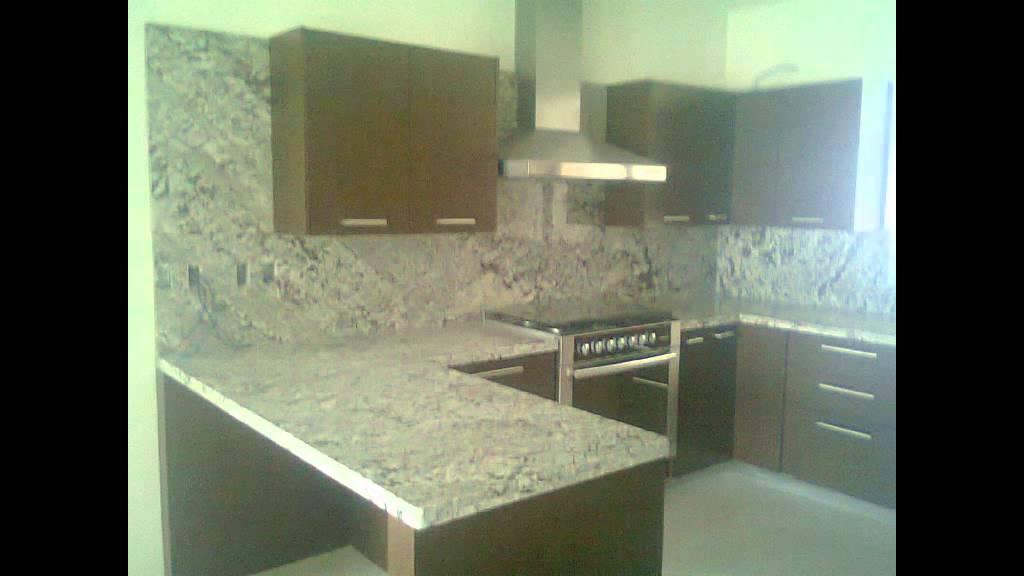 Granito sellado para su cocina youtube for Colores de granito para encimeras