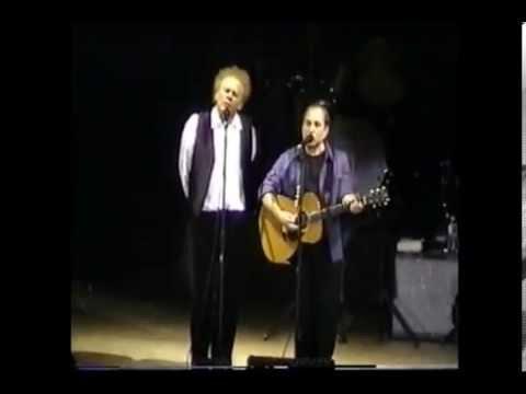 Simon & Garfunkel - Hey, Schoolgirl - Live, 2003