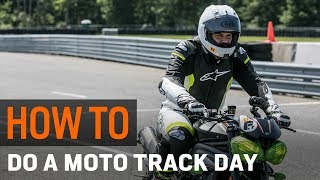 How to Do a Motorcycle Track Day