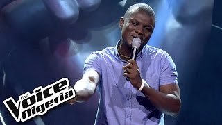 Ikechukwu Udem sings 'Ada Ada' / Blind Auditions / The Voice Nigeria 2016