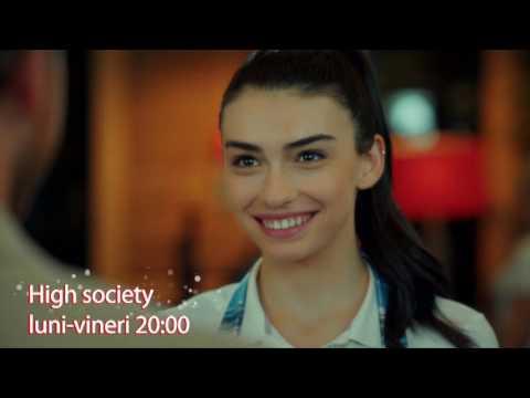 Cele mai tari seriale turcești sunt la Happy: Feriha și High society