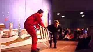 David Owe's stunt performance 2
