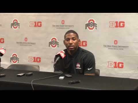 Scoonie Penn talks new role with Ohio State basketball