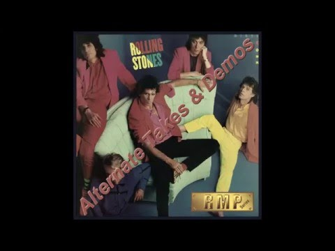 "The Rolling Stones - ""Back To Zero"" (Dirty Work Alternate Takes & Demos - track 05)"