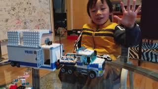 Lego police commander center 60139 - video 2
