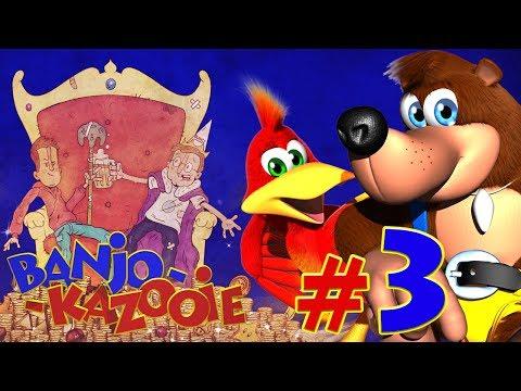 Banjo-Kazooie: Metal Baby Shoes - Part 3 - Royal Goobs
