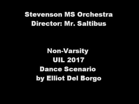 Stevenson MS Orchestra: Dance Scenario