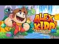 Alex Kidd in Miracle World DX تحصل على عرض الإطلاق