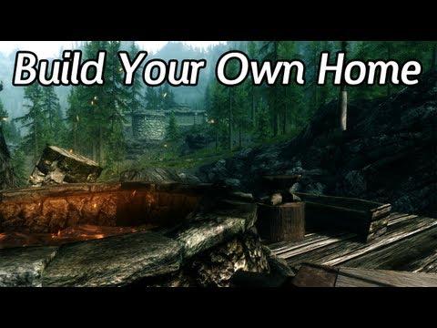 Skyrim Mods - Build Your Own Home