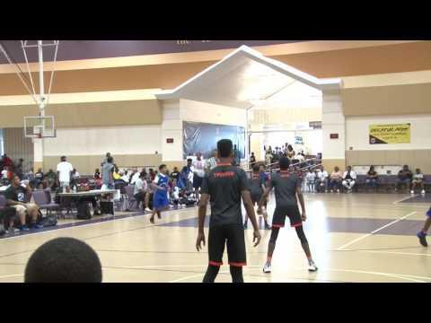 Bull City Thunder (Durham, NC) vs. GCE (GA) - D1Spects Southern Spotlight Tourney - 6/10/17