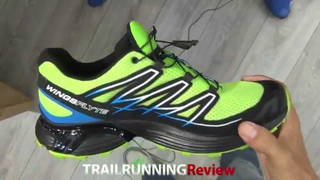 Salomon Wings Flyte 2 Preview YouTube
